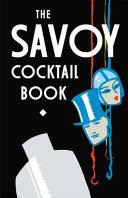 Savoy Cocktail Book