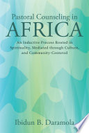 Pastoral Counseling In Africa