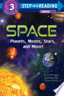 Space  Planets  Moons  Stars  and More