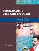 Undergraduate Chemistry Education