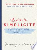 L art de la Simplicit