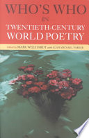 Who's who in Twentieth-century World Poetry