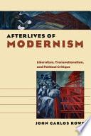 Afterlives of Modernism Writers