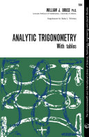 download ebook analytic trigonometry pdf epub