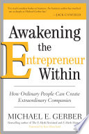 Awakening The Entrepreneur Within book