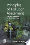 Principles Of Pollution Abatement book