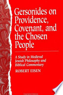 Gersonides on Providence  Covenant  and the Chosen People