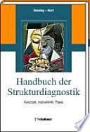 Handbuch der Strukturdiagnostik