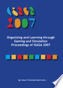 Organizing and Learning Through Gaming and Simulation