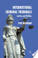 International Criminal Tribunals