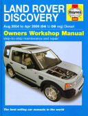 Land Rover Discovery Diesel 04 09