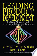 Leading Product Development