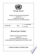 Treaty Series 2803