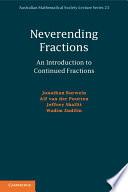 Neverending Fractions