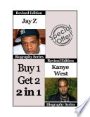 Celebrity Biographies   The Amazing Life of Kanye West and Jay Z   Famous Stars