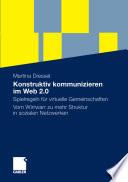 Konstruktiv kommunizieren im Web 2 0