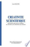 Créativité scientifique