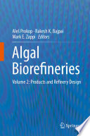 Algal Biorefineries Using Solar Energy And Carbon