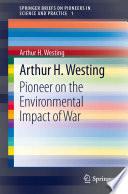 Arthur H  Westing
