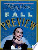 New York Magazine Run As An Insert Of The