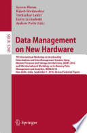 Data Management on New Hardware