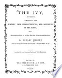 The Ivy A Monograph