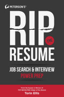 Rip the Resume  Job Search   Interview Power Prep