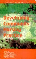 Developing Community Nursing Practice' 2006 Ed.2006 Edition
