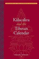K Lacakra And The Tibetan Calendar