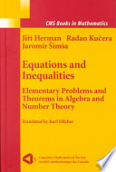 Equations and Inequalities