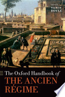 The Oxford Handbook of the Ancien R  gime