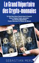 Le Grand Répertoire des Crypto-monnaies