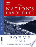 The Nation's Favourite Poems by Griff Rhys Jones