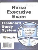 Nurse Executive Exam Flashcard Study System