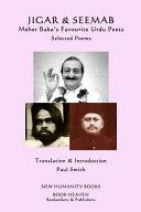 Jigar   Seemab   Meher Baba s Favourite Urdu Poets