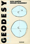 Geodesy, the Concepts