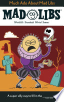 Much Ado about Mad Libs Book PDF