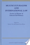 illustration Multiculturalism and International Law