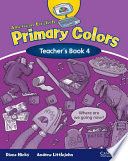 American English Primary Colors 4 Teacher s Book