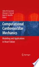 Computational Cardiovascular Mechanics