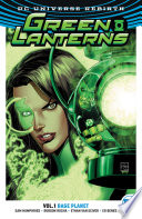 Green Lanterns Vol  1  Rage Planet