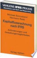 Kapitalflussrechnung nach IFRS