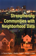 Strengthening Communities with Neighborhood Data Book PDF