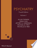 Psychiatry  2 Volume Set