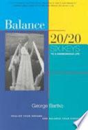 Balance 20 20