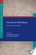 The Desert Will Bloom