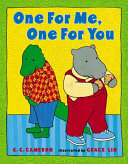 One For Me  One For You Book PDF