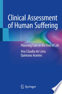 Clinical Assessment Of Human Suffering