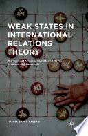 Weak States In International Relations Theory