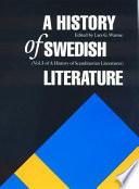A History Of Swedish Literature
